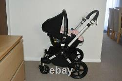 3in1 Bugaboo Cameleon3 in Soft Pink inc Maxi Cosi Peble i-Size Car Seat