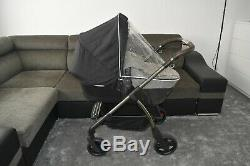 3in1 Silver Cross Wayfarer Special Edition Expedition inc Simplicity Car Seat