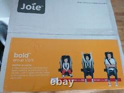 BRAND NEW Joie Bold ISOFIX Group 1/2/3 Child Baby Car Seat 9mth-12yr Slate