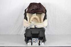 BRAND NEW Orbit Baby G3 Infant Car Seat with Base in Mocha