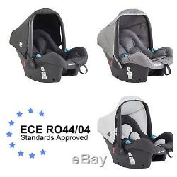Baby Car Seat Kikka Boo Bali 0-13kg From Birth High Quality Different Designs 0+