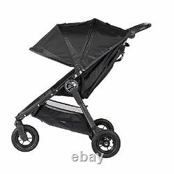 Baby Jogger 2018 City Mini GT Travel System Comes withStroller & Car Seat- Black