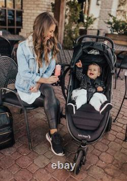 Baby Jogger City Mini GT2 Travel System Stroller with City Go Infant Car Seat Jet