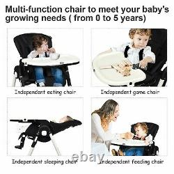 Baby Stroller Jogger with Car Seat Travel System Playard Bag High Chair Combo