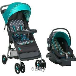 Baby Stroller Travel System with Car Seat Bag Playard Swing Infant Walker Combo