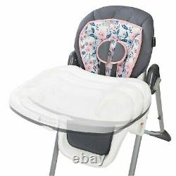 Baby Stroller Travel System with Car Seat Hi Chair Playard Infant Bouncer Floral