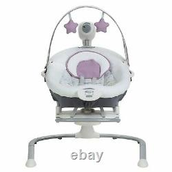 Baby Stroller Travel System with Car Seat High Chair Playard Infant Rocker Combo