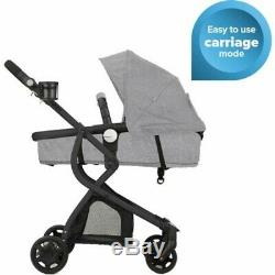 Baby Stroller Travel System with Car Seat Portable Playard Bassinet Rocker New