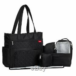 Baby Stroller with Car Seat Playard Diaper Bag Boys Girls Travel System Combo