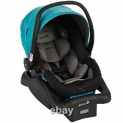 Baby Stroller with Car Seat Travel System Playard Bed Infant Boy Combo Set Blue