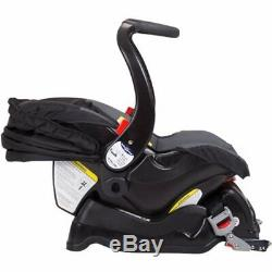 Baby Trend Double Jogger Stroller with 2 Car Seats Travel System Combo Set