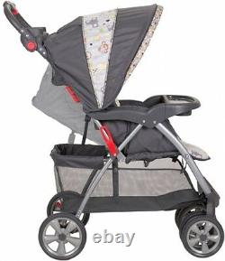 Baby Trend Envy Travel System Stroller with Car seat carrier, Bobbleheads