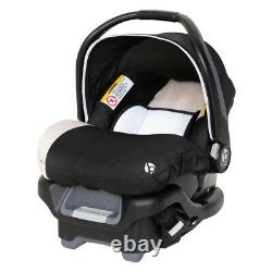 Baby Trend Sit N Stand Travel Double Baby Stroller and Car Seat Combo, Khaki