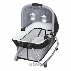Baby Trend Stroller Jogger with Car Seat Playard Crib Travel System Combo