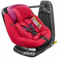 Brand New Maxi-Cosi AxissFix Plus Isofix Car Seat In Red Orchid RRP£395