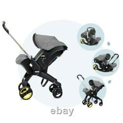 Brand new in box Doona car seat stroller in Storm Grey group 0+ birth to 13kg