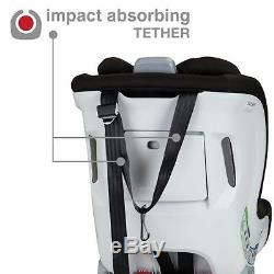 Britax Boulevard Clicktight Convertible Car Seat Child Safety Cool Flow Gray NEW