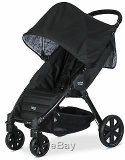 Britax Pathway Stroller & B-Safe 35 Infant Car Seat Travel System Sketch NEW