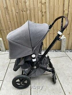 Bugaboo Cameleon 3 Limited edition Wool blend. Plus Newborn Car seat is FREE