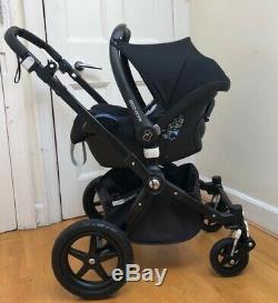 Bugaboo Cameleon 3 System Pram Buggy Pushchair With Car Seat + Base Rrp £1200+