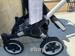 Bugaboo Donkey 2 Duo Twin/Double 2 off everything car seats/bases/footmuffs