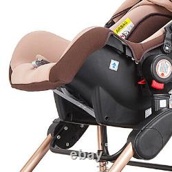 Carrycot Baby Stroller Baby Carriage Newborn Buggy 3 in 1 Car Seat Travel System