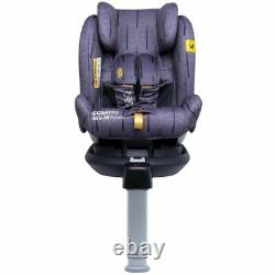 Cosatto All in All Rotate Spin 360 Group 0+/1/2/3 Car Seat Fika Forest