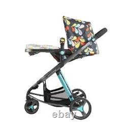 Cosatto Giggle 2 Stroller Travel System 3 in 1 Accessories Bundle Baby Car Seat