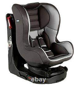 Cuggl Revo Luxe Groups 0-1-2 Spin Car Seat Black