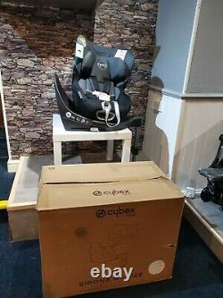 Cybex Sirona S i-Size 360°spin Group 0+/1 Car Seat with SensorSafe Granite 2020