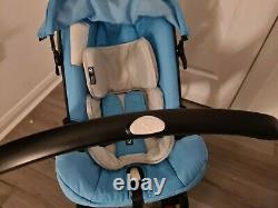 DOONA INFANT BUGGY / CAR SEAT with raincover
