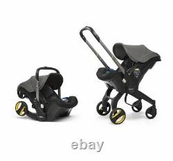 DOONA car seat stroller With Raincover And Seat Cover