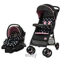Disney Baby Stroller with Car Seat High Chair Infant Playard Travel System Combo