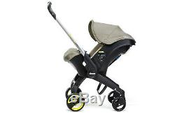Doona Baby 2 in 1 Car Seat and Stroller Pushchair 0+ Warehouse clearance