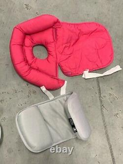 Doona Baby Car Seat & Stroller With Rain Cover and Accessories