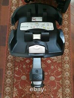 Doona Car Seat Stroller And Isofix Base