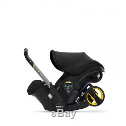 Doona Infant Car Seat and Stroller Group 0+ Nitro Black Warehouse Clearance