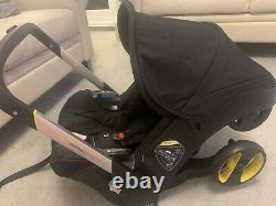 Doona car seat stroller with isofix (used Ignore The New Description)
