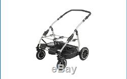 Double Twin Stroller Baby Pram Travel System 3in1 Twins Buggy Own Set up DUO1