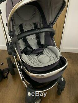 Egg pram FULL travel system With Car Seat Maxi Cosi For Newborn And Toddler
