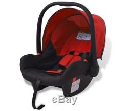 Folding 3 in 1 Baby Stroller Pushchair Travel Car Seat Carrycot Travel System