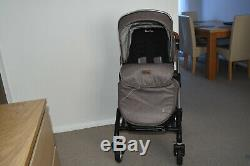 Full Travel System 3in1 Silver Cross Wayfarer Special Edition Chelsea Car Seat