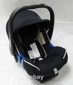 GENUINE MERCEDES BABY SAFE II PLUS CAR CHILD SEAT WITH AKSE 0-13Kg A0009702000