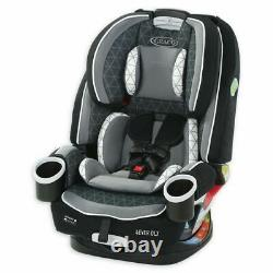 Graco 4Ever DLX 4-in-1 Convertible Car Seat Drew