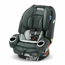 Graco 4Ever DLX Platinum 4-in-1 Convertible Car Seat Flynn