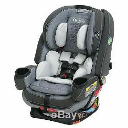 Graco 4Ever Extend2Fit Platinum 4-in-1 Car Seat, Hayden BRAND NEW! Open Box