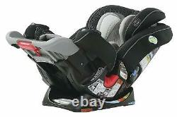 Graco 4Ever Extend2Fit Platinum 4-in-1 Car Seat, Hurley NEW (See Details)