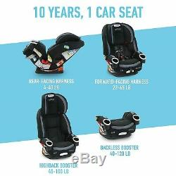 Graco Baby 4Ever DLX 4-in-1 Car Seat Infant Child Safety Pembroke NEW 2019