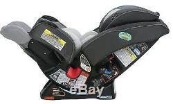 Graco Baby 4Ever Extend2Fit Platinum 4-in-1 Child Safety Infant Car Seat Hayden