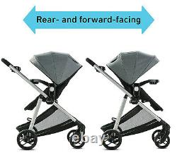 Graco Baby Modes Element LX 3 in 1 Infant Car Seat Carrier Toddler Stroller NEW